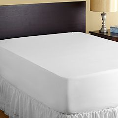 PureCare StainGuard Cotton Terry Blend Waterproof Mattress Protector