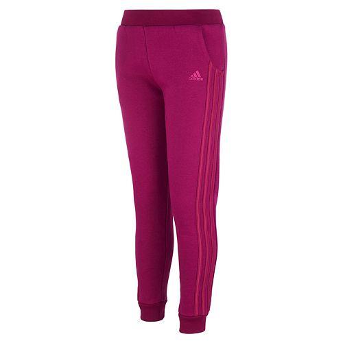 Girls 7-16 adidas Fleece Joggers