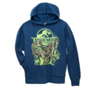 Boys 8-20 Jurassic World Pull-Over Hoodie