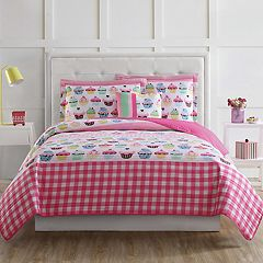 Laura Hart Kids Print Quilt Set