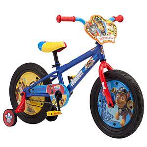 Kids Paw Patrol 16-inch Bike
