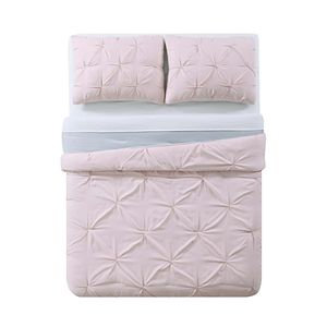 My World Kids Pleated Comforter Set