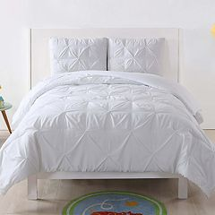 Laura Hart Kids Pleated Comforter Set