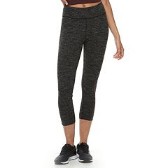Juniors' SO® High-Waisted Yoga Capris