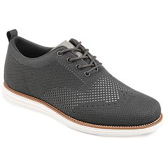 Vance Co. Ezra Men's Wingtip Dress Shoes