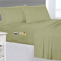 Storage Pocket Smart Sheet Set