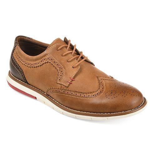 Vance Co. Drake Men's Wingtip Dress Shoes