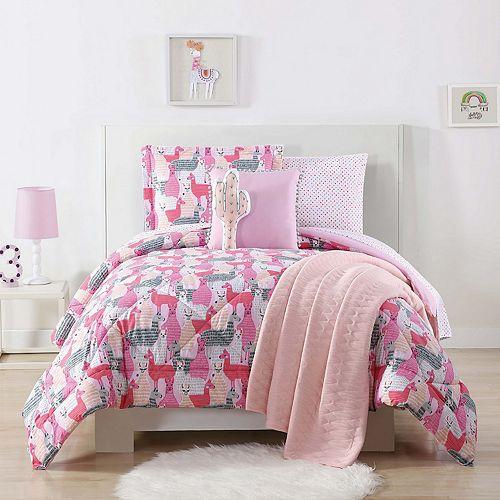 Laura Hart Kids Printed Comforter Set