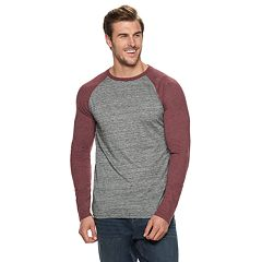 Big & Tall Urban Pipeline™ Awesomely Soft Ultimate Regular-Fit Raglan Tee