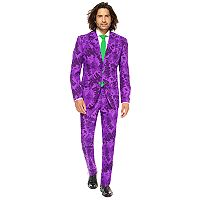 Men's OppoSuits Slim-Fit The Joker Suit & Tie Set