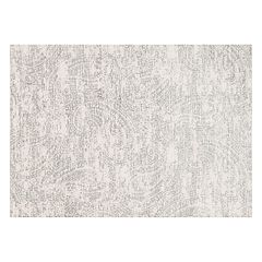 Loloi Torrance Distressed Pale Paisley Rug