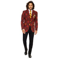 Men's OppoSuits Slim-Fit Harry Potter Suit & Tie Set