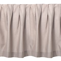 Donna Sharp Smoky Taupe Bedskirt