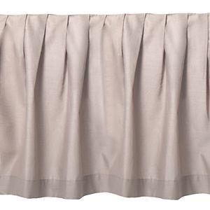 Donna Sharp Smoky Taupe Bedskirt