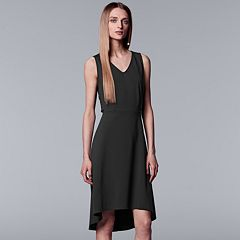 Women's Simply Vera Vera Wang Side-Lace Up Dress