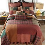 Donna Sharp Campfire Square Quilt or Sham