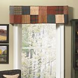 Donna Sharp Campfire Square Window Valance