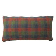 Donna Sharp Campfire Square Oblong Throw Pillow