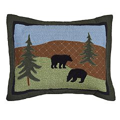 Donna Sharp Bear Lake Standard Sham