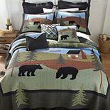 Donna Sharp Bear Lake Quilt