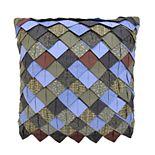 Donna Sharp Bear Lake Roof Tile Throw Pillow