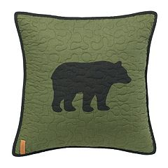 Donna Sharp Bear River Throw Pillow