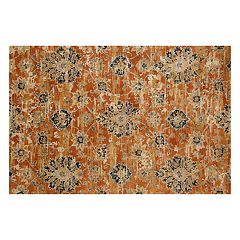 Loloi Torrance Worn Autumn Bloom Rug