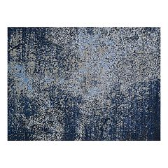 Loloi Dark Blue Textured Rug