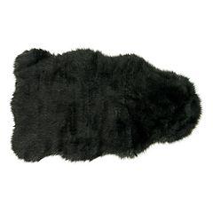 Loloi Yukon Faux Fur Shag Rug