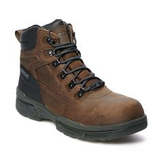 Wolverine I-90 Durashocks Men's Waterproof Work Boots
