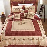 Donna Sharp Pine Lodge Quilt or Sham