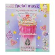 bioBELLE UnicornShake Facial Mask