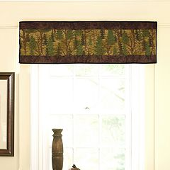 Donna Sharp Forest Trees Window Valance