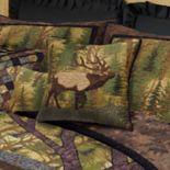 Donna Sharp Elk River Throw Pillow