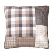 Donna Sharp Smoky Square Throw Pillow