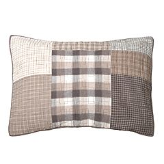 Donna Sharp Smoky Square Standard Sham