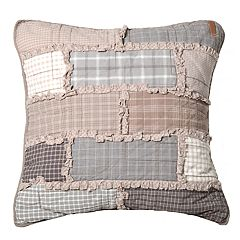 Donna Sharp Smoky Cobblestone Throw Pillow