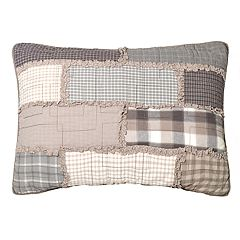 Donna Sharp Smoky Cobblestone Standard Sham