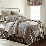 Donna Sharp Smoky Cobblestone Quilt or Sham