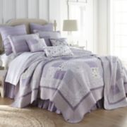 Donna Sharp Lavender Rose Quilt