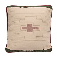 Donna Sharp Cactus Lizard Throw Pillow