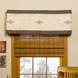 Donna Sharp Cactus Lizard Window Valance