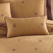 Donna Sharp Texas Panels Oblong Throw Pillow