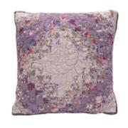 Donna Sharp Secret Garden Irish Chain Throw Pillow