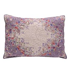 Donna Sharp Secret Garden Irish Chain Sham