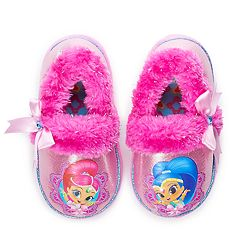 Shimmer & Shine Toddler Girls' Slippers