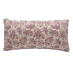 Donna Sharp Secret Garden Oblong Throw Pillow