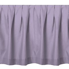 Donna Sharp French Lilac Bedskirt