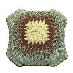 Donna Sharp Sea Breeze Star Octagon Throw Pillow