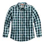 Boys 8-20 & Husky Urban Pipeline? Plaid Button-Down Shirt